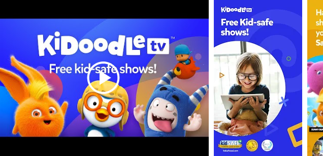 Kidoodle TV for Windows