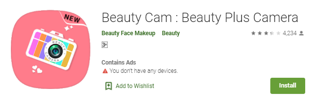 Beauty Cam for Mac