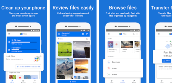 Files by Google for Windows